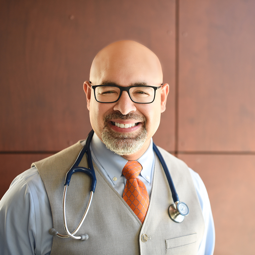 Dr. Geo Espinosa, ND, LAc, IFMCP, CNS
