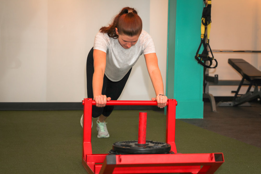 Sports Specific Training -