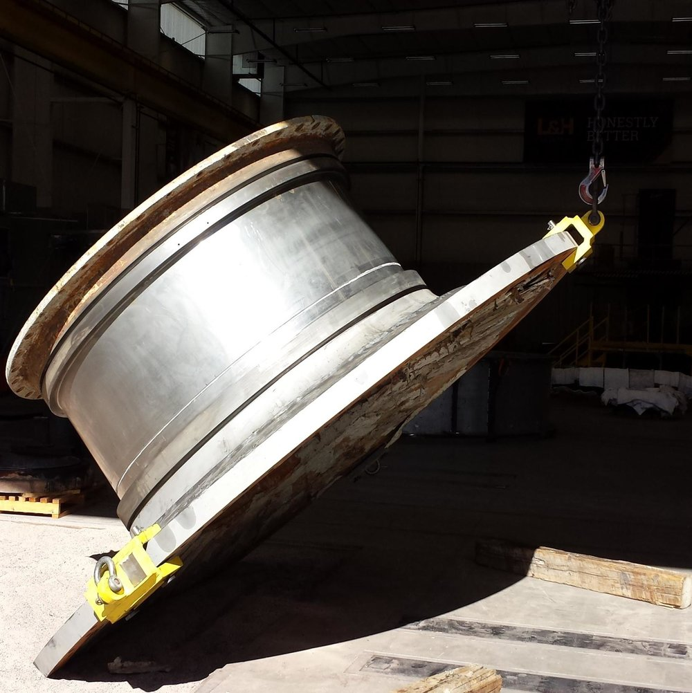 BALL MILL HEAD