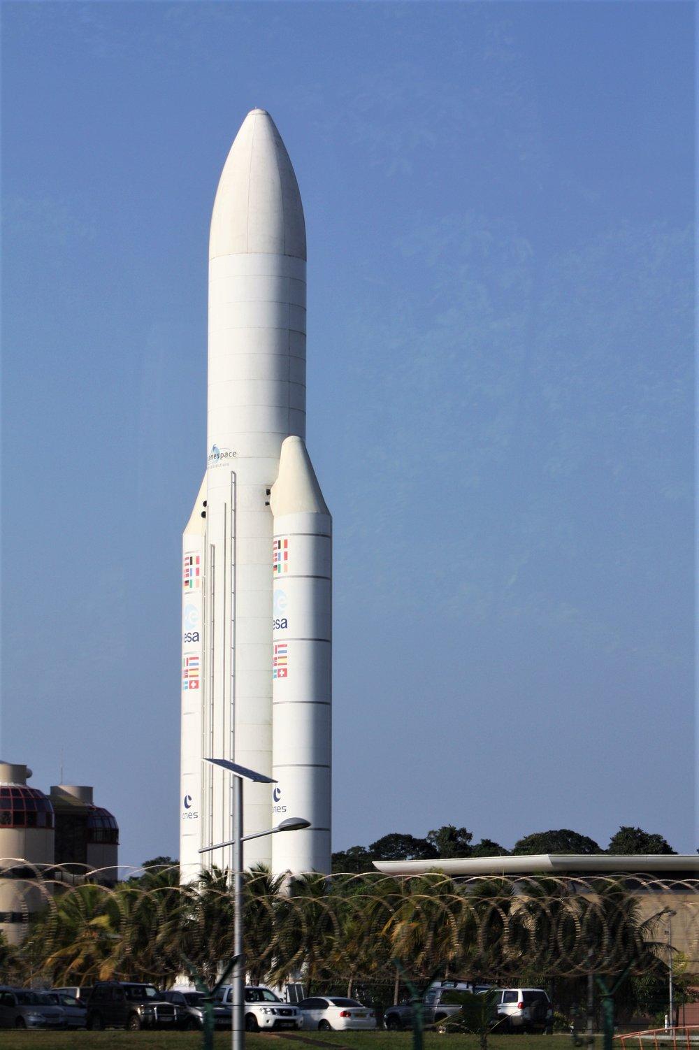 Ariane Space Center (French Guiana).jpg