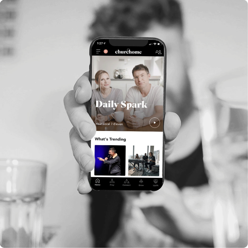 the mandate is mobile - We create customized, dynamic mobile app experiences that bring your community together anywhere and anytime. You own the story, you own the customer experience.
