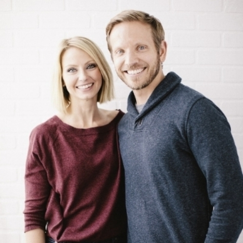 Humble Nut Butter Co-Founders, Jessica & John Waller