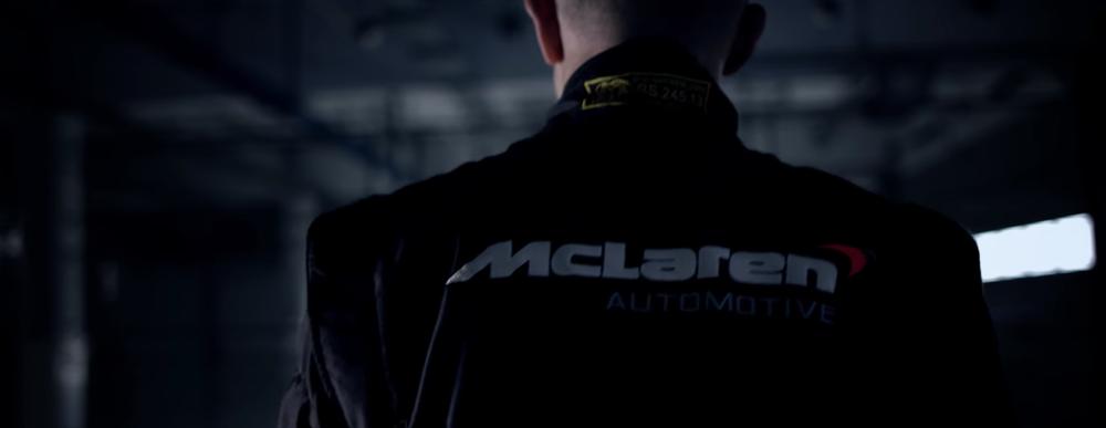 McLaren P1 - Debut