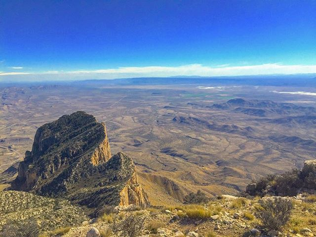 Great views from the top of Texas.  #guadalupemountains #nationalpark #texas #roadtrip #audiodrama #fiction #podcast #roadtripradio