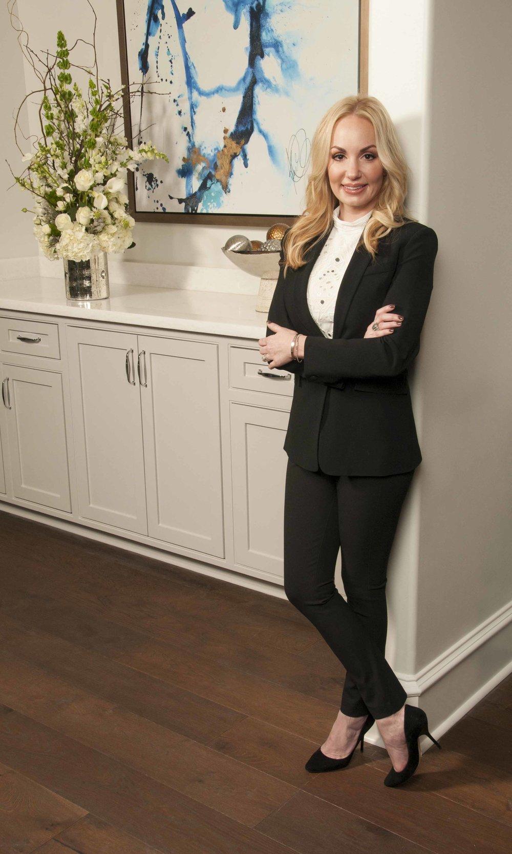 Tiffany montgomery - Creative Director & Principle