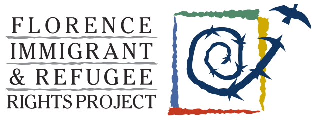 Florence Project : The Florence Project is an Arizona organization that provides legal and social aid for immigrants. These services are vital during these times, especially here so close to the border.