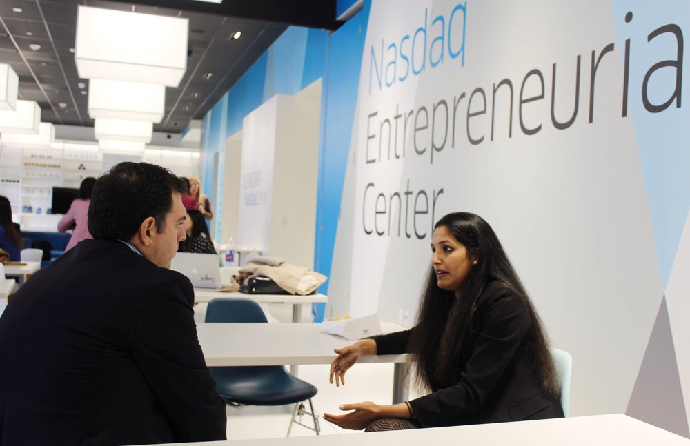 Meet a Milestone Maker featuring Meena Sankaran