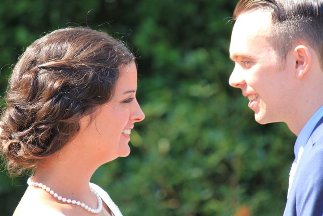 Jane & Alex<br>Married at Tarureka Estate, Featherston 6 Feb 2014