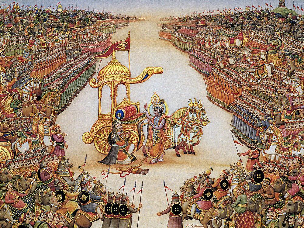 The Mahābhāratha … to come