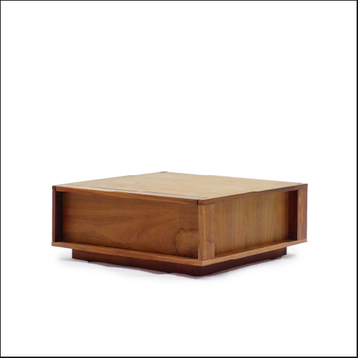Jottergoods Blk Coffee Table