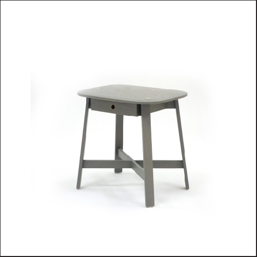 Jottergoods Coal Side Table