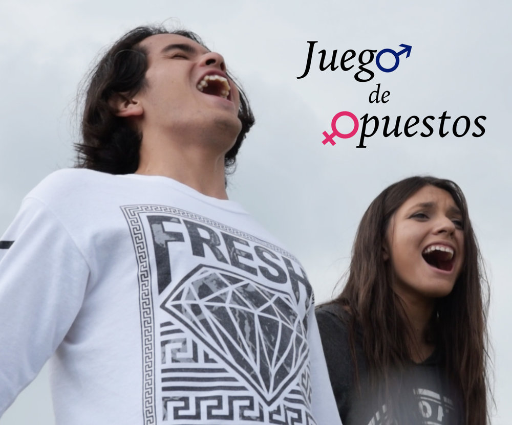 Juego de Opuestos (2015) - (Short Film)Director/Screenwriter: Elizabeth Soto-Lara.Director of Photography: Javier SánchezGenre: Romance/Drama.Language: SpanishLogline:Julia lost the meaning of life and takes a decision to kill herself, but Raul wants to make her fall in love with life again.