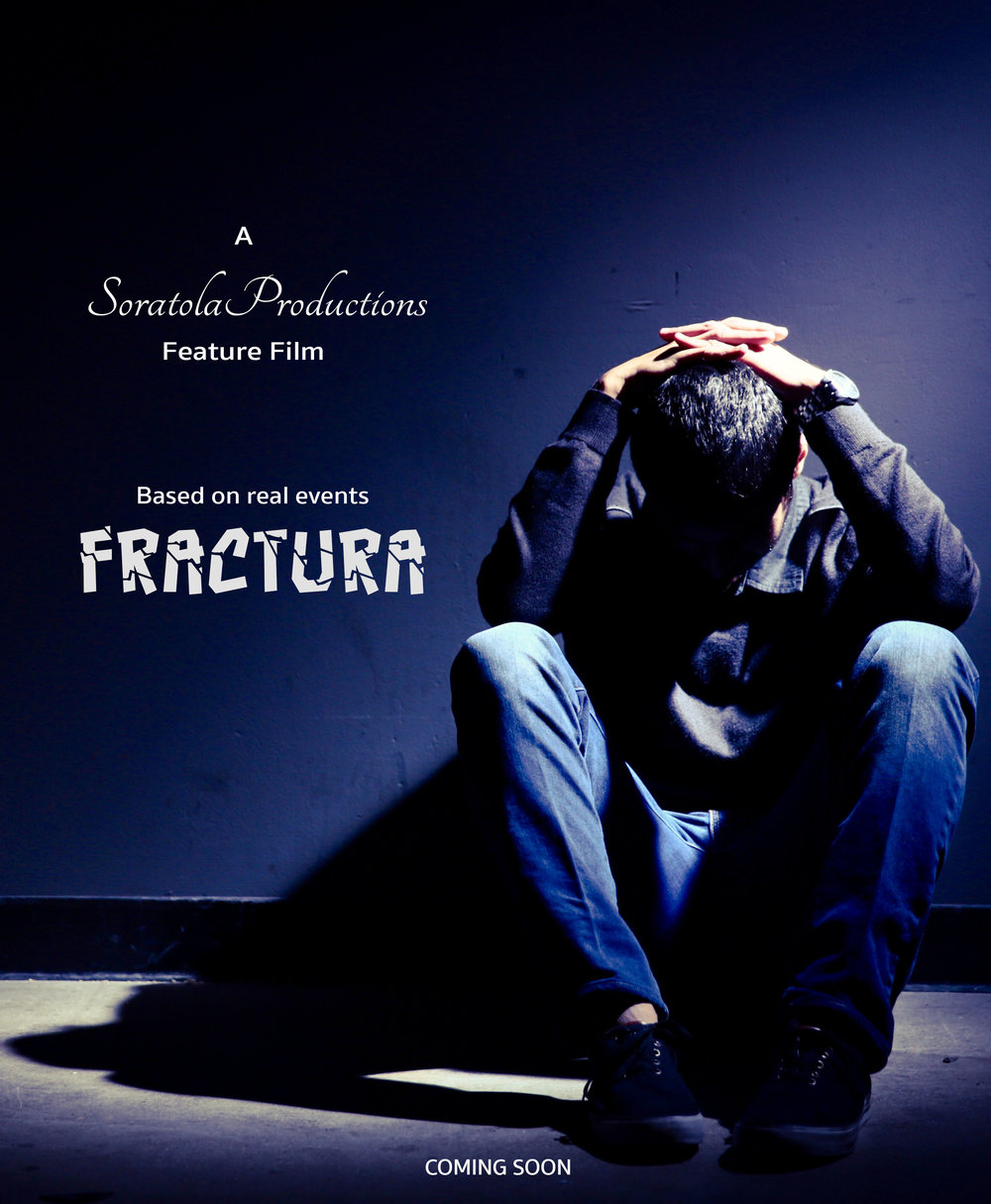 Fractura - (Feature Film) (In Development)Logline:In a country with not government, four young innocent men are kidnapped by mistake by one of the biggest drugs cartels of Mexico.Director: Elizabeth Soto-LaraScreenwriter: Elizabeth Soto-LaraDirector of Photography: Vicken JoulfayanGenre: Drama