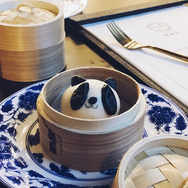 Trust me! your little one will smiling all the time at Han Shi Fu with our cute little bao. 😀