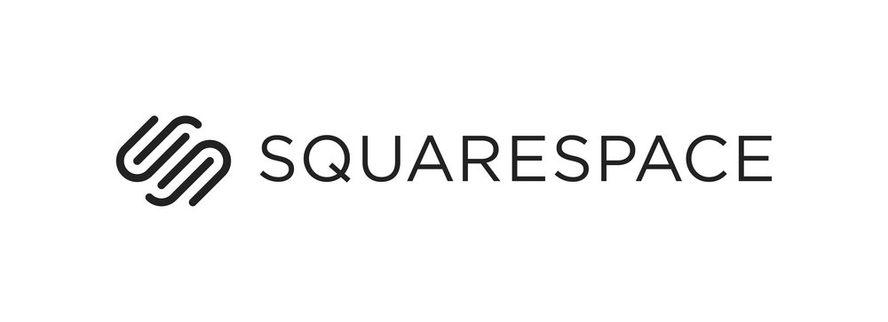 4 easy steps freelancers need to start their blog today. Squarespace logo