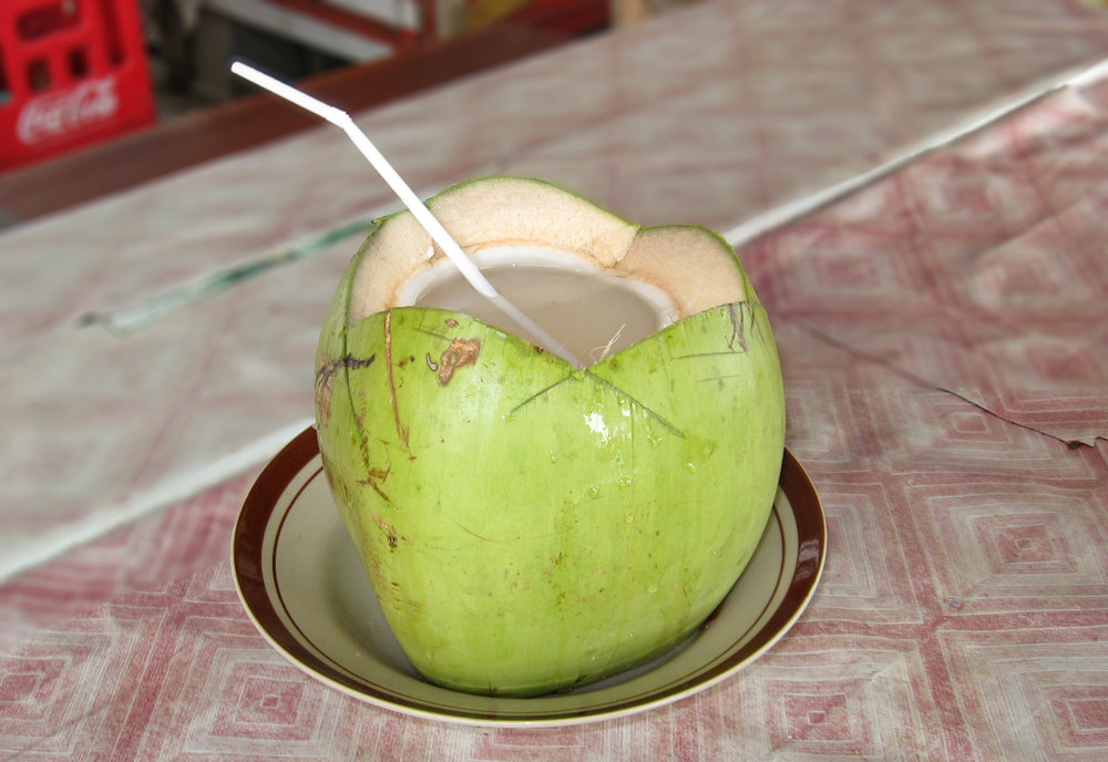Fresh Coconut Water -