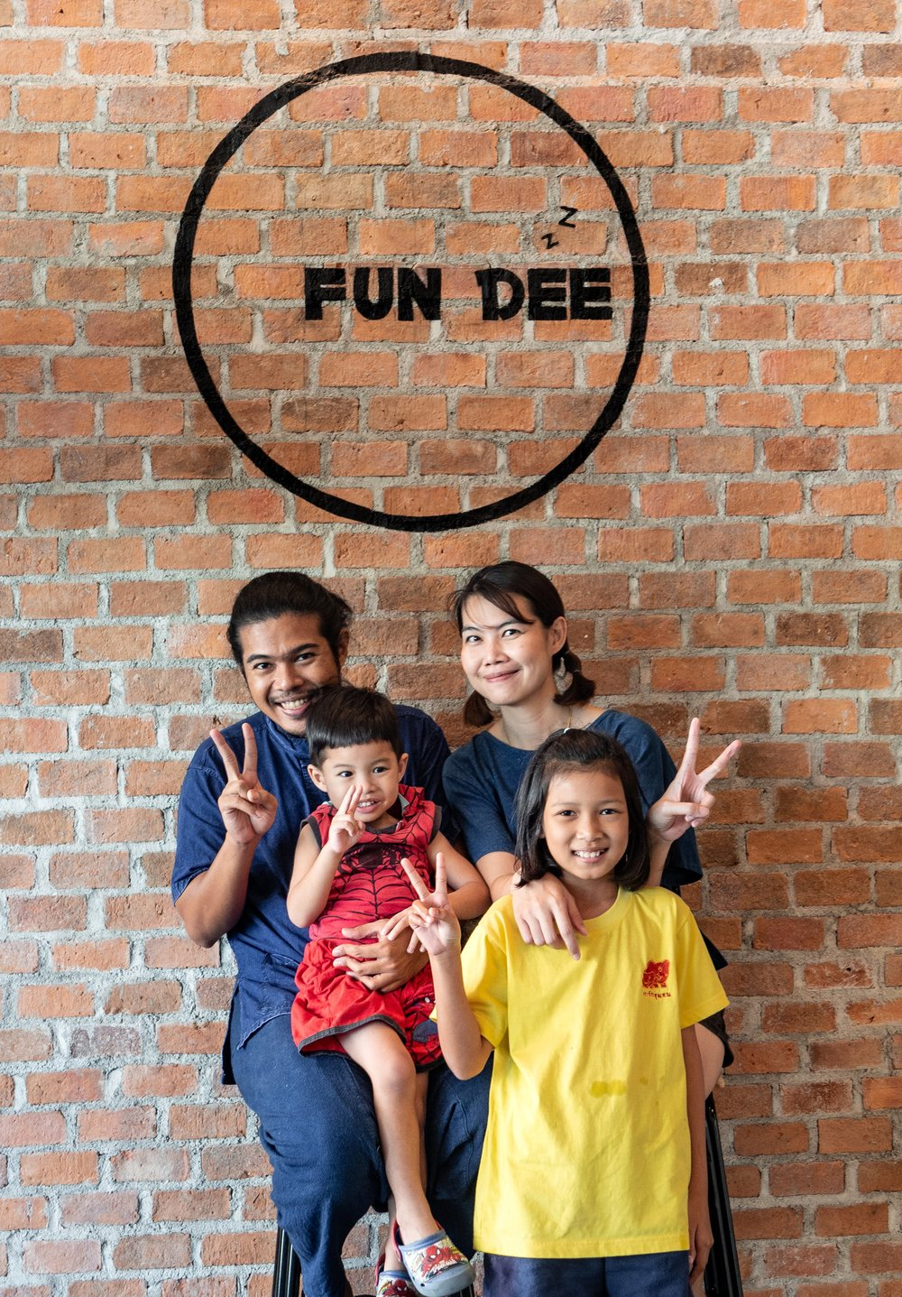 Fun Dee Hostel Review Ayutthaya, Thailand