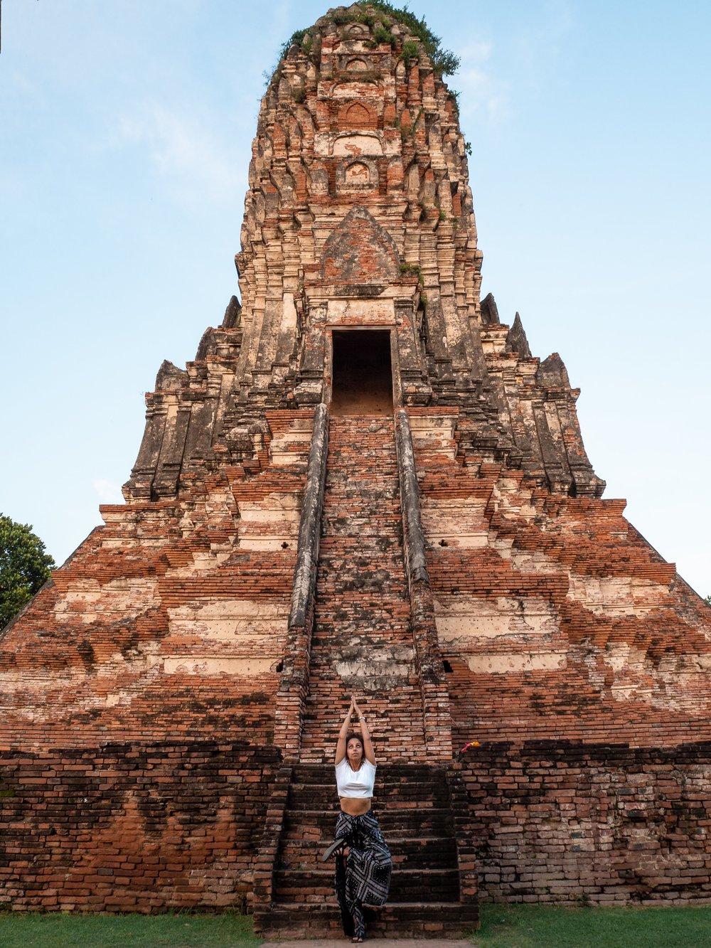 Bike Tour around Ayutthaya