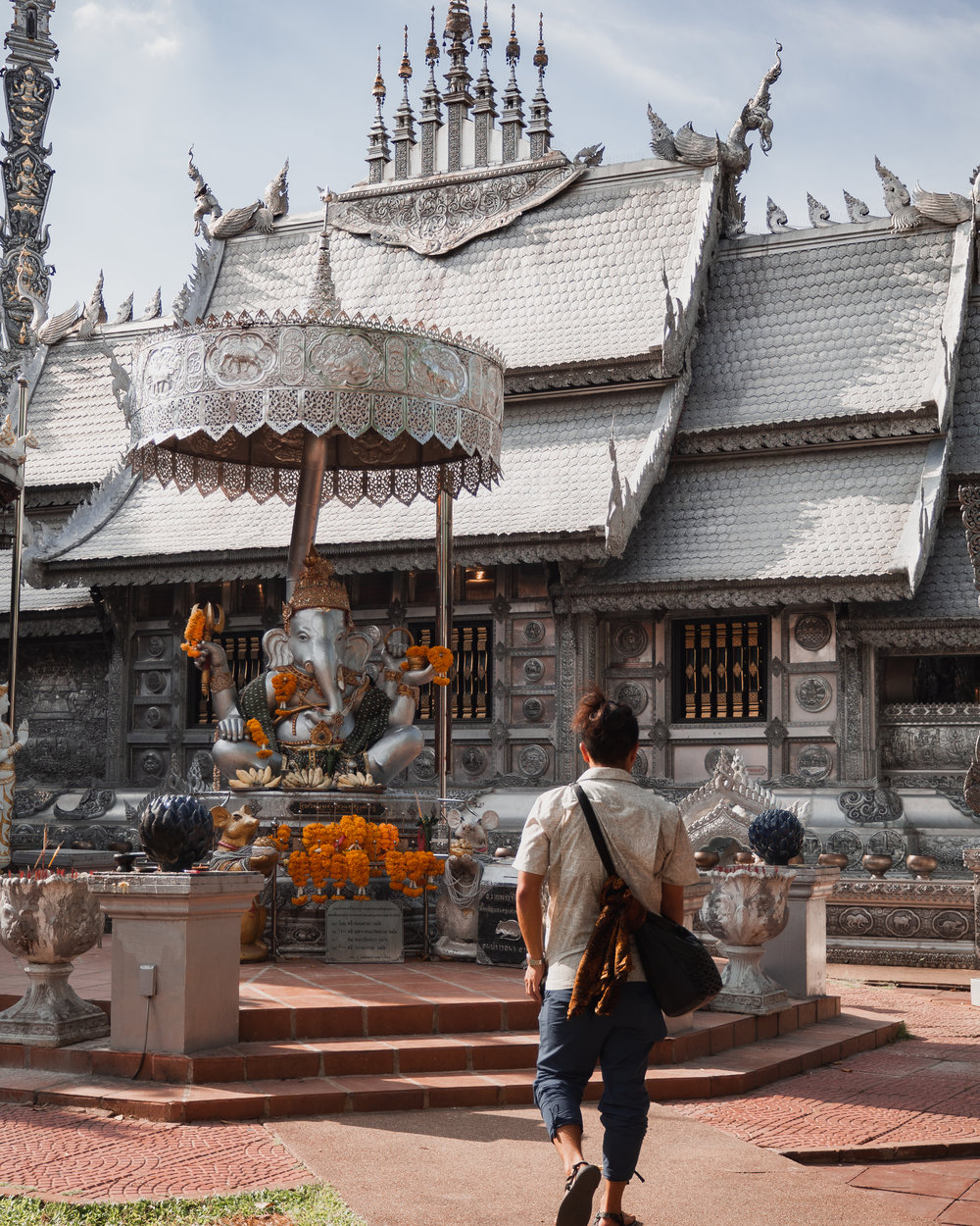 Top temples to see in Chiang Mai, Wat Sri Saphan