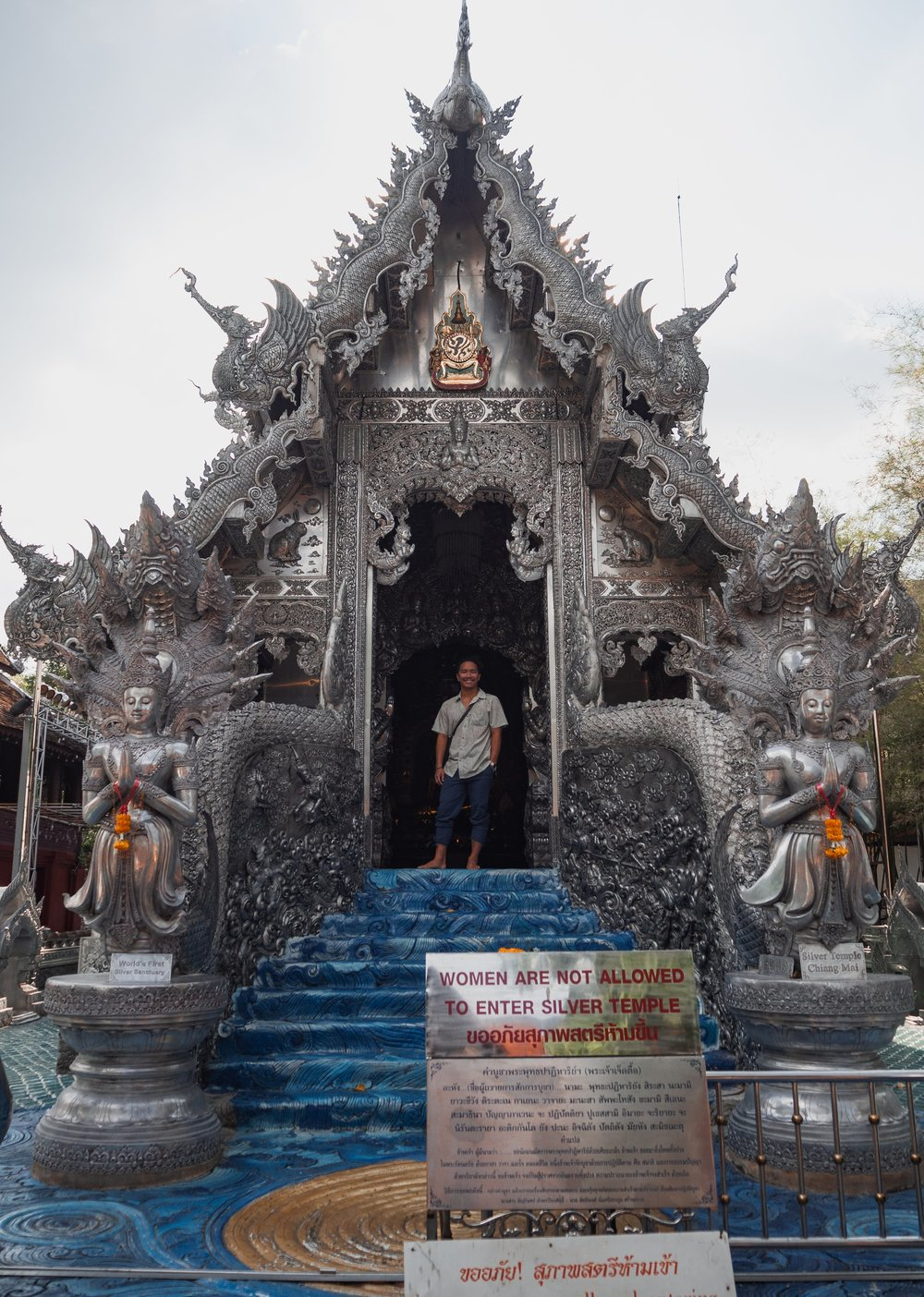 Top temples to visit in Chiang Mai, Wat Sri Suphan