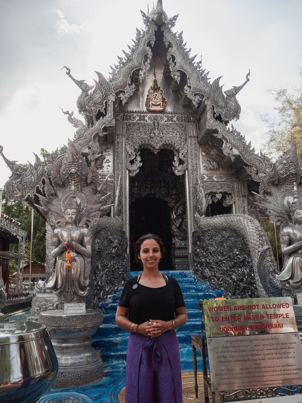 Top temples in Chiang Mai to visit, Wat Sri Suphan