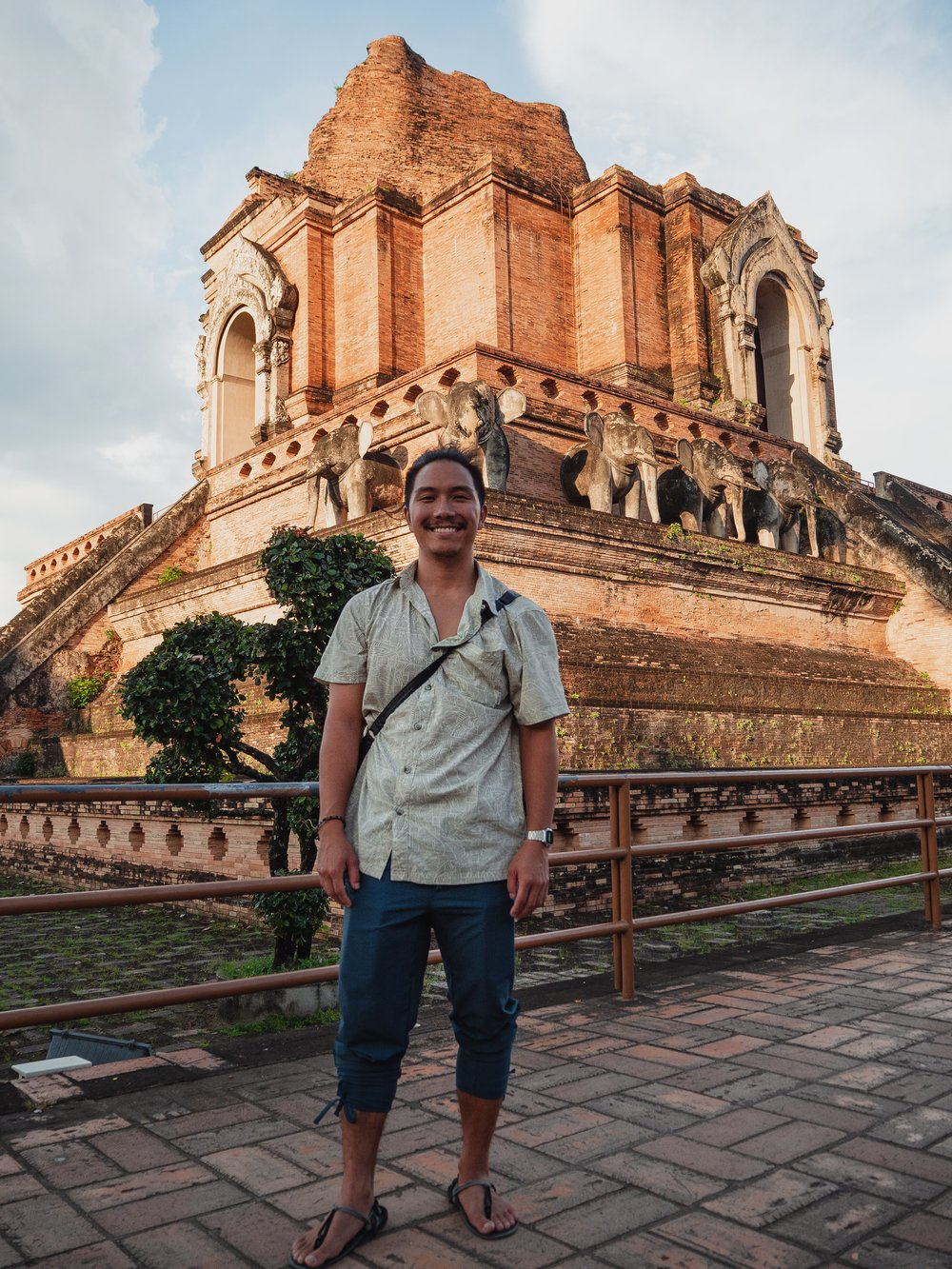 Top temples to visit in Chiang Mai, Wat Chedi Luang