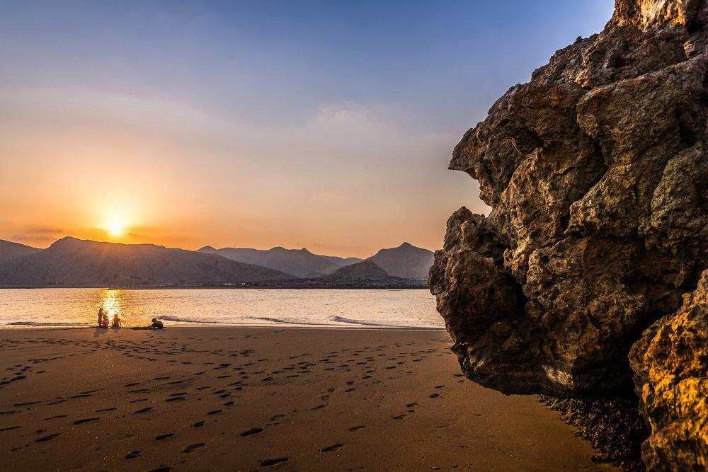 Sur Beach, Oman |  Matteo Russo