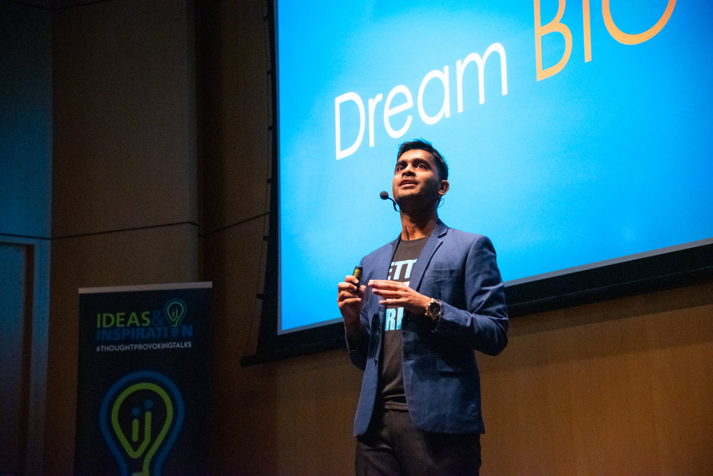 Dream BIG: Inspiring 50 Million by 2050