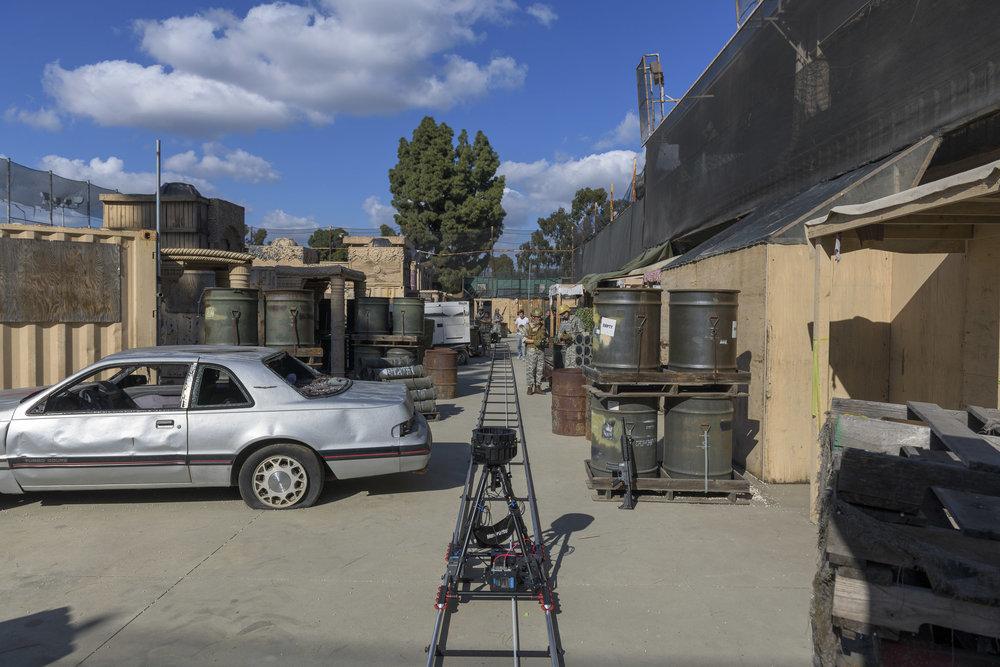 Camblock on Tiny Tank VR Set