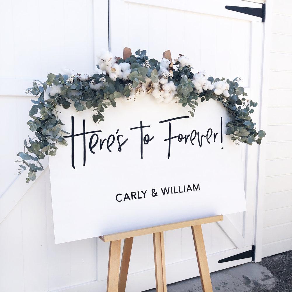 Heres to Forever white sign.jpg