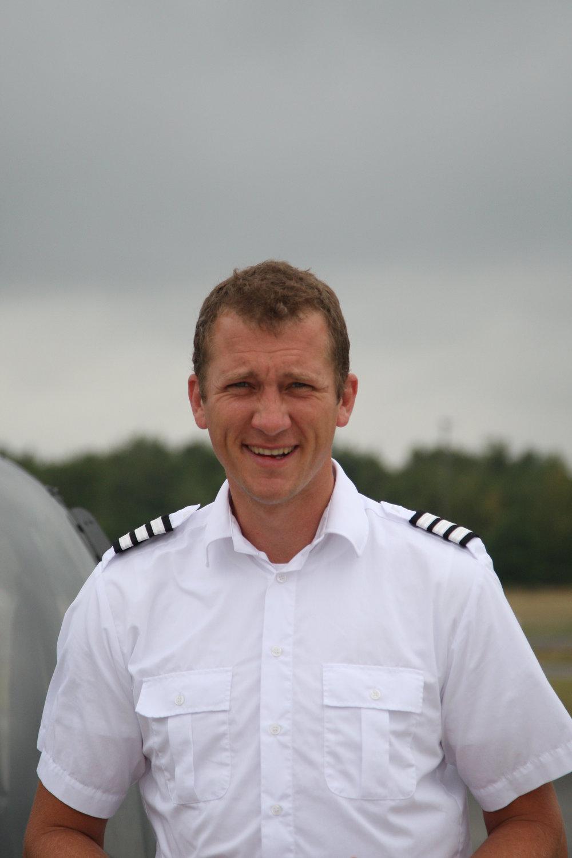Pilot,Mikkel Pedersen