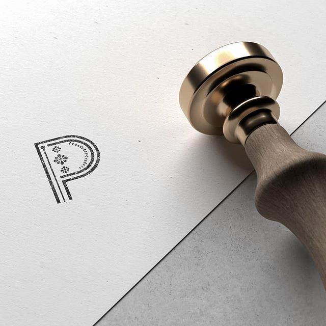 Sello de @pilicose . . . #marca #logo #sello #diseñografico #diseño #papeleriacorporativa #mockup