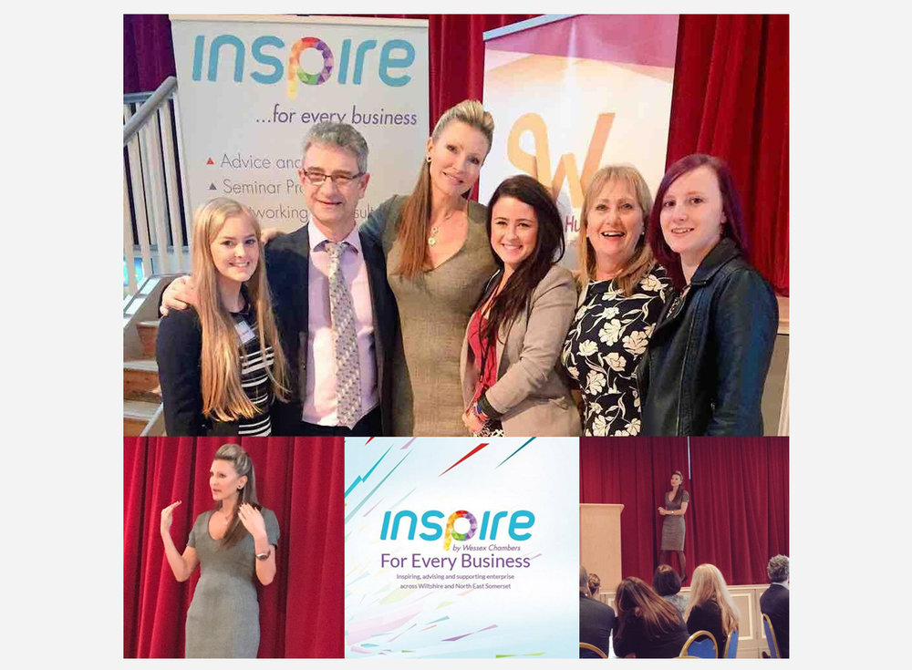 INSPIRE AND GROWTH HUB CORPORATE EVENT - Caprice was the keynote speaker at this corporate event. She spoke for 45 minutes and 30 minutes answering various questions from the audience. The focus of her speech was encouraging Entrepreneurship and suggestions to maintaining a successful business how to inspire your team so they work to their potential.2016