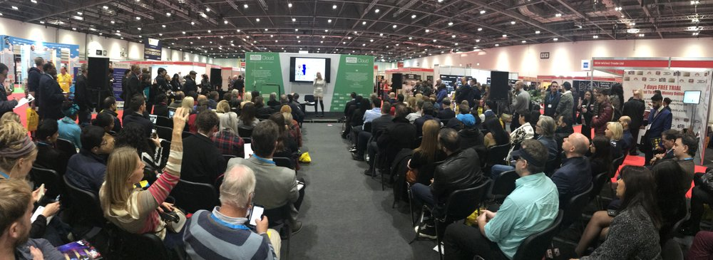 THE BUSINESS SHOW LIVE - Caprice attended The Business Show at Excel London where she gave a keynote speech to a sold out audience. Caprice shared her success story and highs and lows along the way. The speech ended with an audience question and answer session.2018