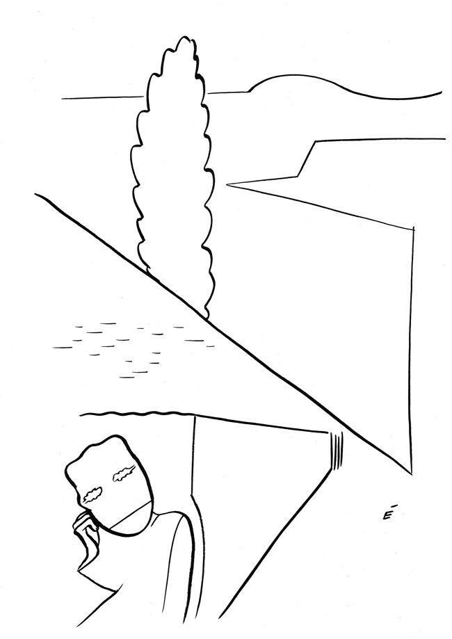 andre-slob_surrealism_schone zakdoek_magazine_illustration_1.jpg
