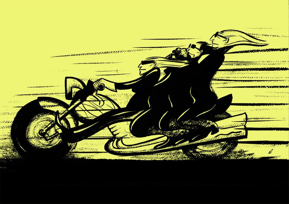 andre-slob_illustration_motor_women_biking.jpg