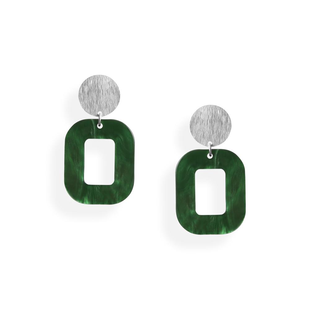 skovgrøn hvid baby rosa øreringe persuede jewellery smykker københavn