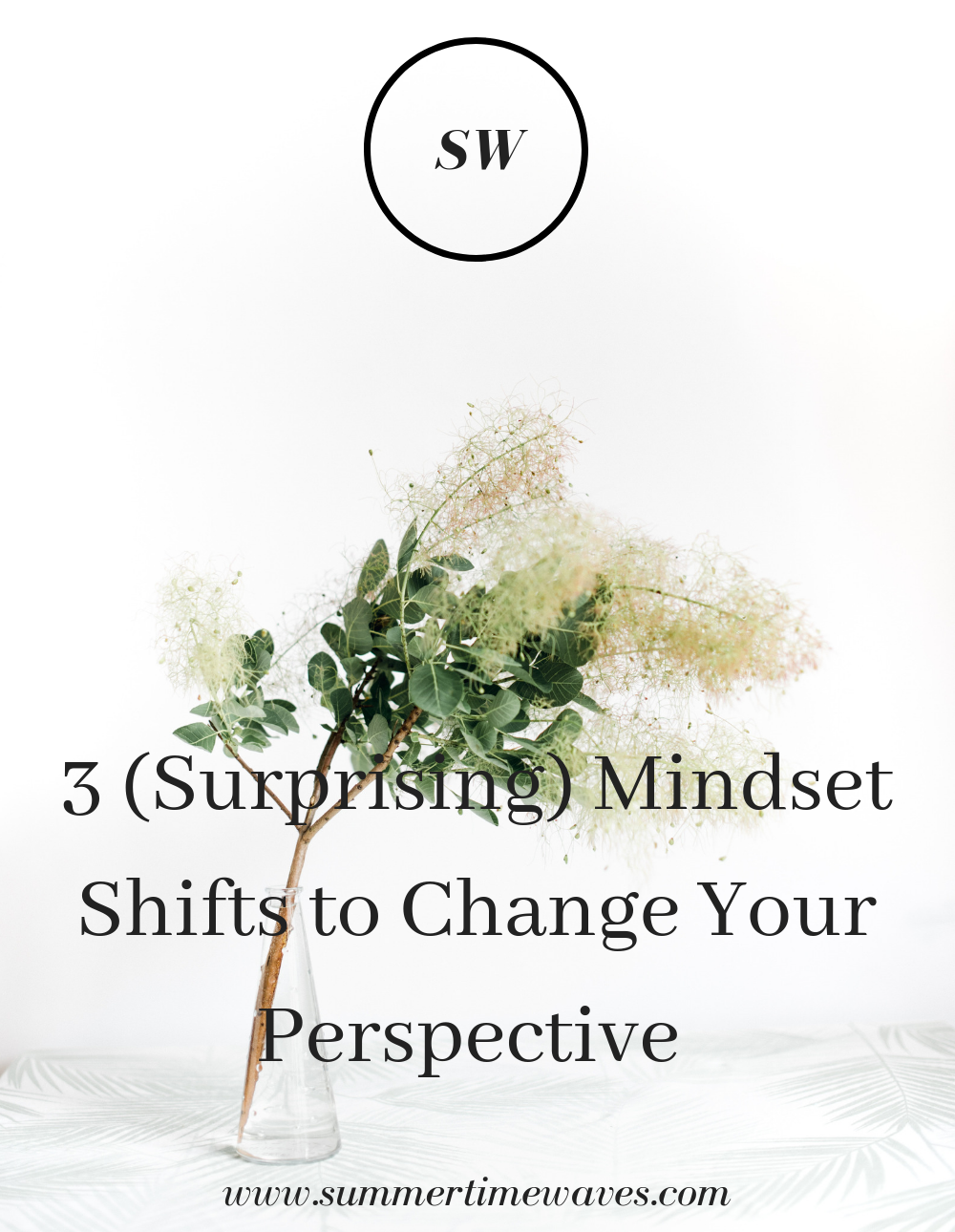 A Mindset Shift To Continue Supporting >> Summertime Waves 3 Surprising Mindset Shifts To Change Your