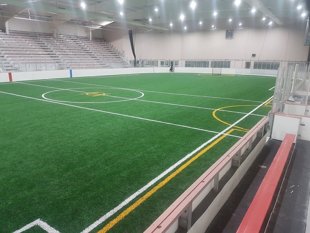 - THE Sports Complex