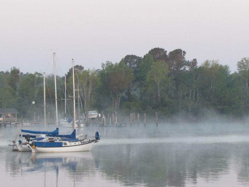 Marina in Oriental, NC