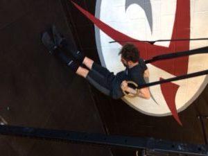 straight leg transition drill finish