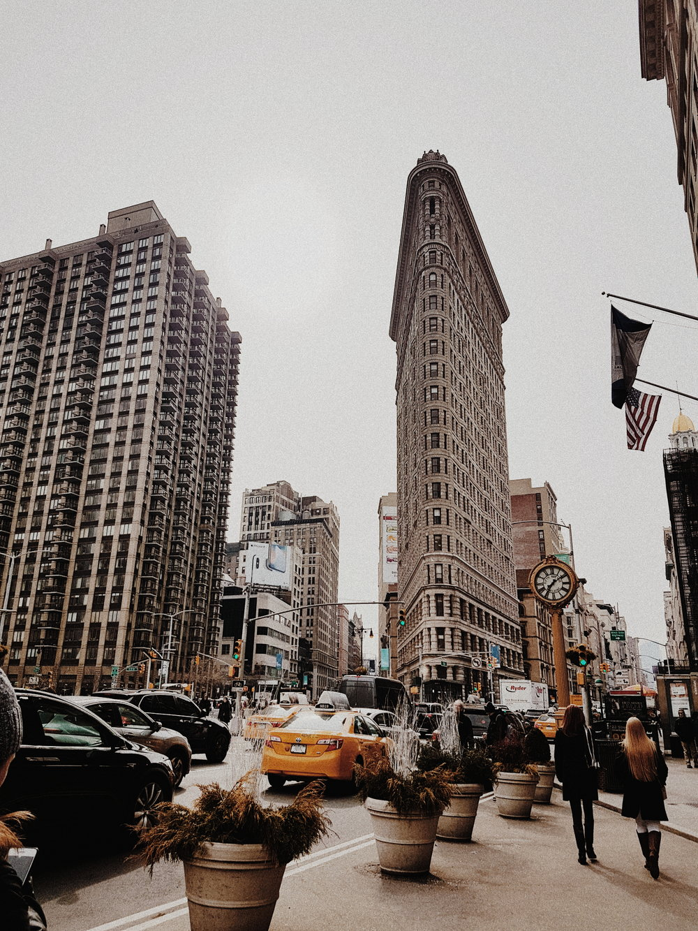 Flatiron Building. New York