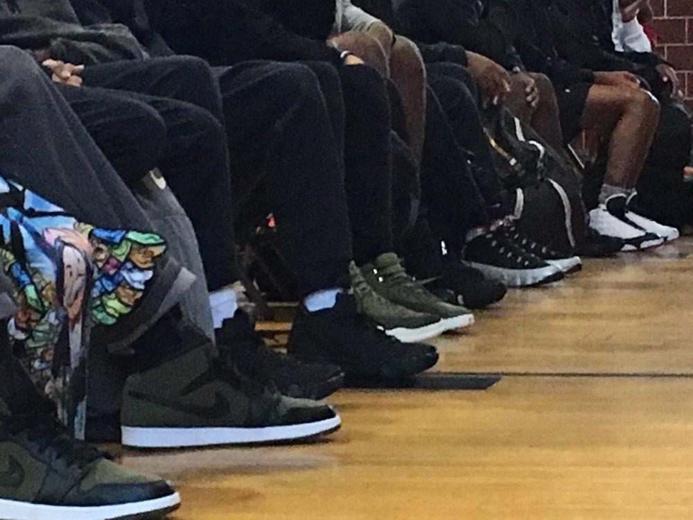 Looks like Nike is it!