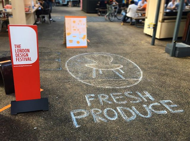 we're still here for another 2.5 hrs! come visit us at @oldspitalfieldsmarket for @l_d_f_official #LDF18 #productdesign #industrialdesign #furnituredesign
