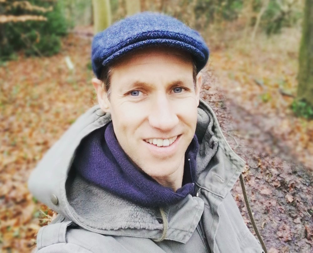 Ben Ward - Social Entrepreneur, Community Activist, Health Coach, Yoga & Dance Instructor & Wild about Play