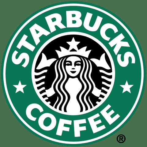 Starbucks logo examples