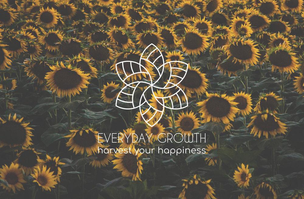 Everyday Growth Logo Design