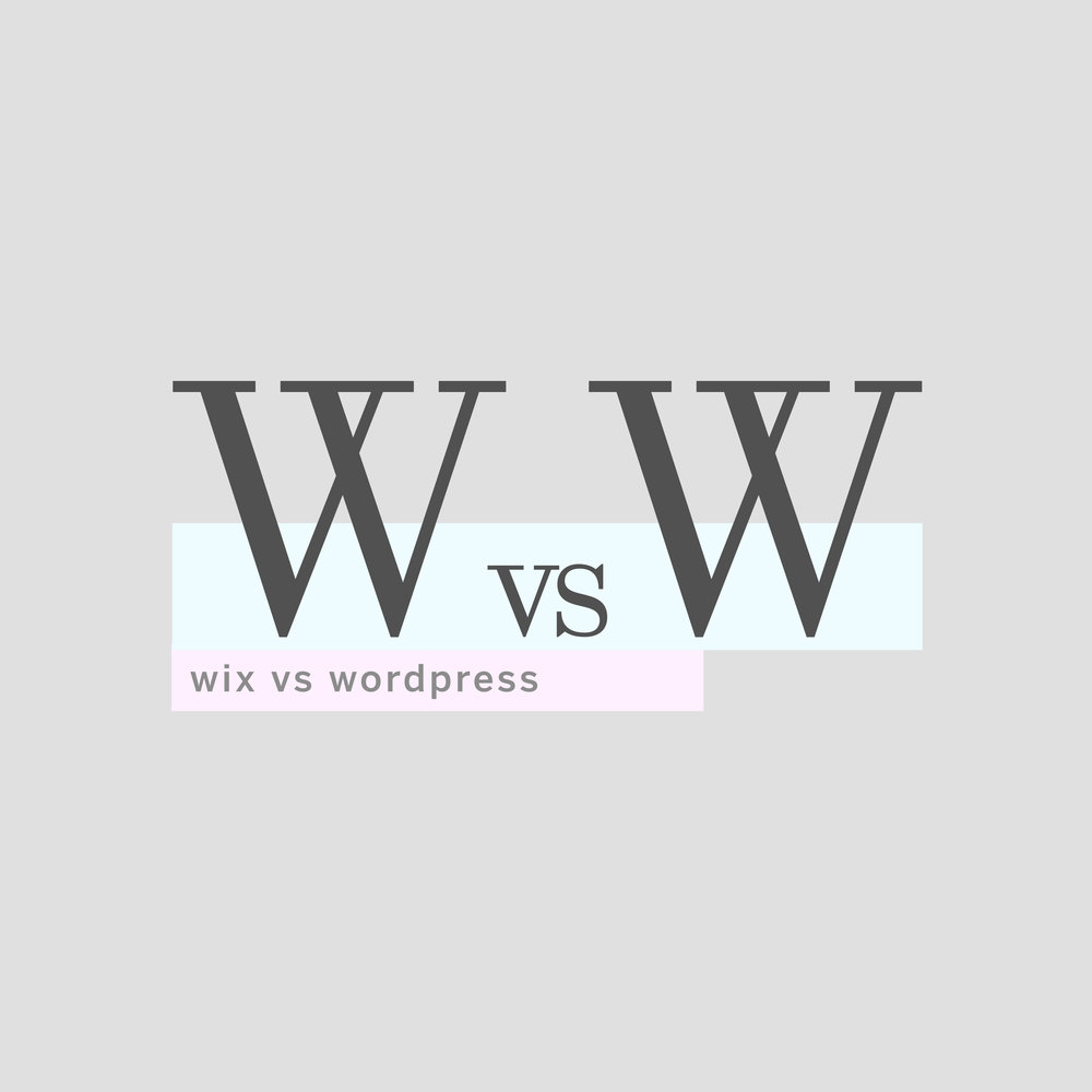Wix or WordPress ? #wixorwordpress #webdesign #wordpress #wix #websitedesign