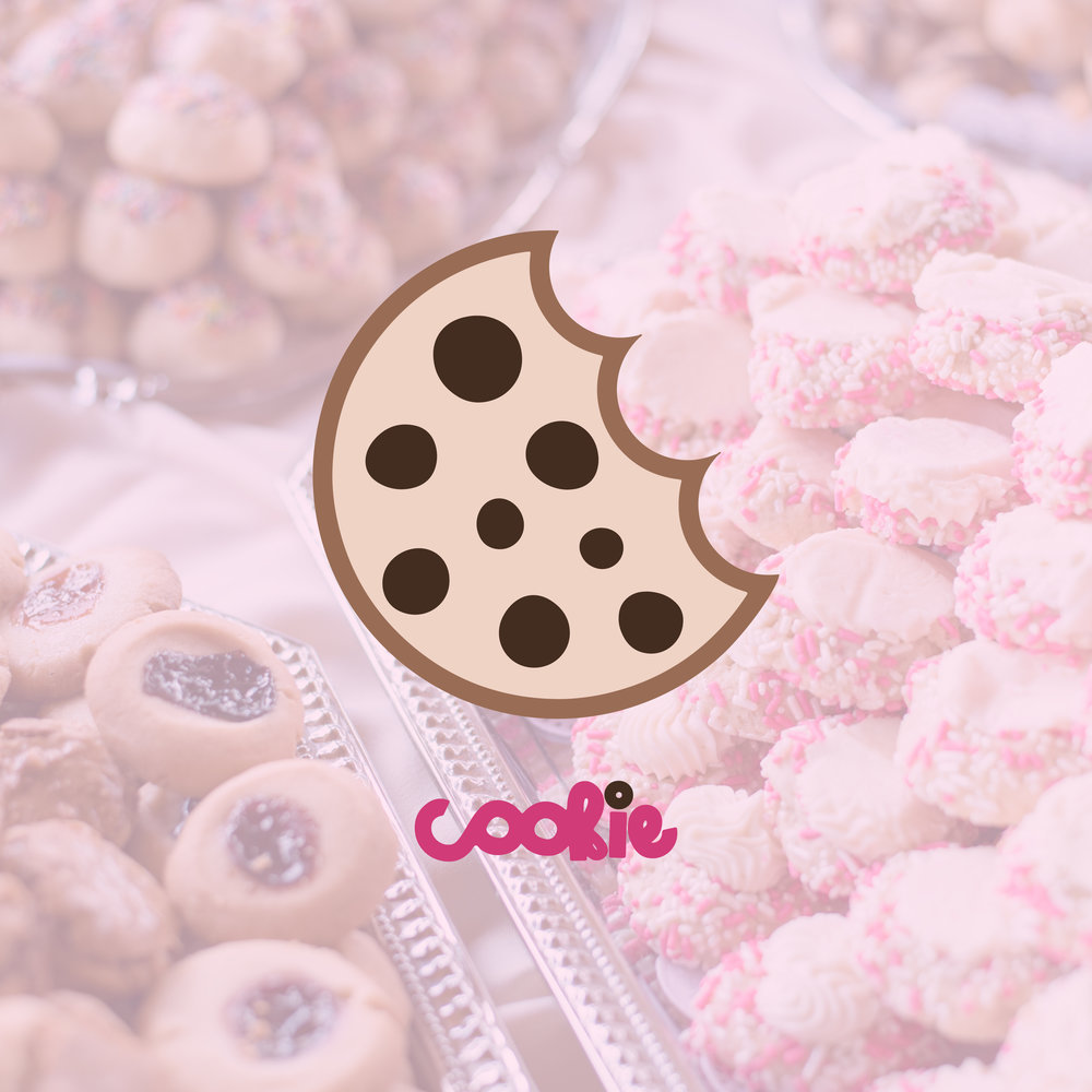 Cookie Logo Design by Kenzi Green Design