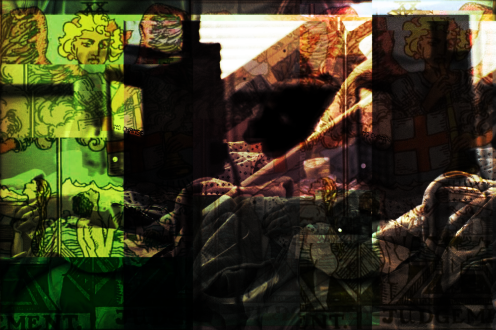 One of 5 instances of TS-1942-R6-B in images from the Decay Terminal, and the only one deemed to be free of both anomalous memetic properties and restricted Tesseract  information .